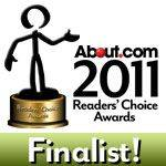 2011 Readers Choice Awards Finalist