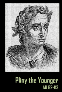 pliny the younger jesus