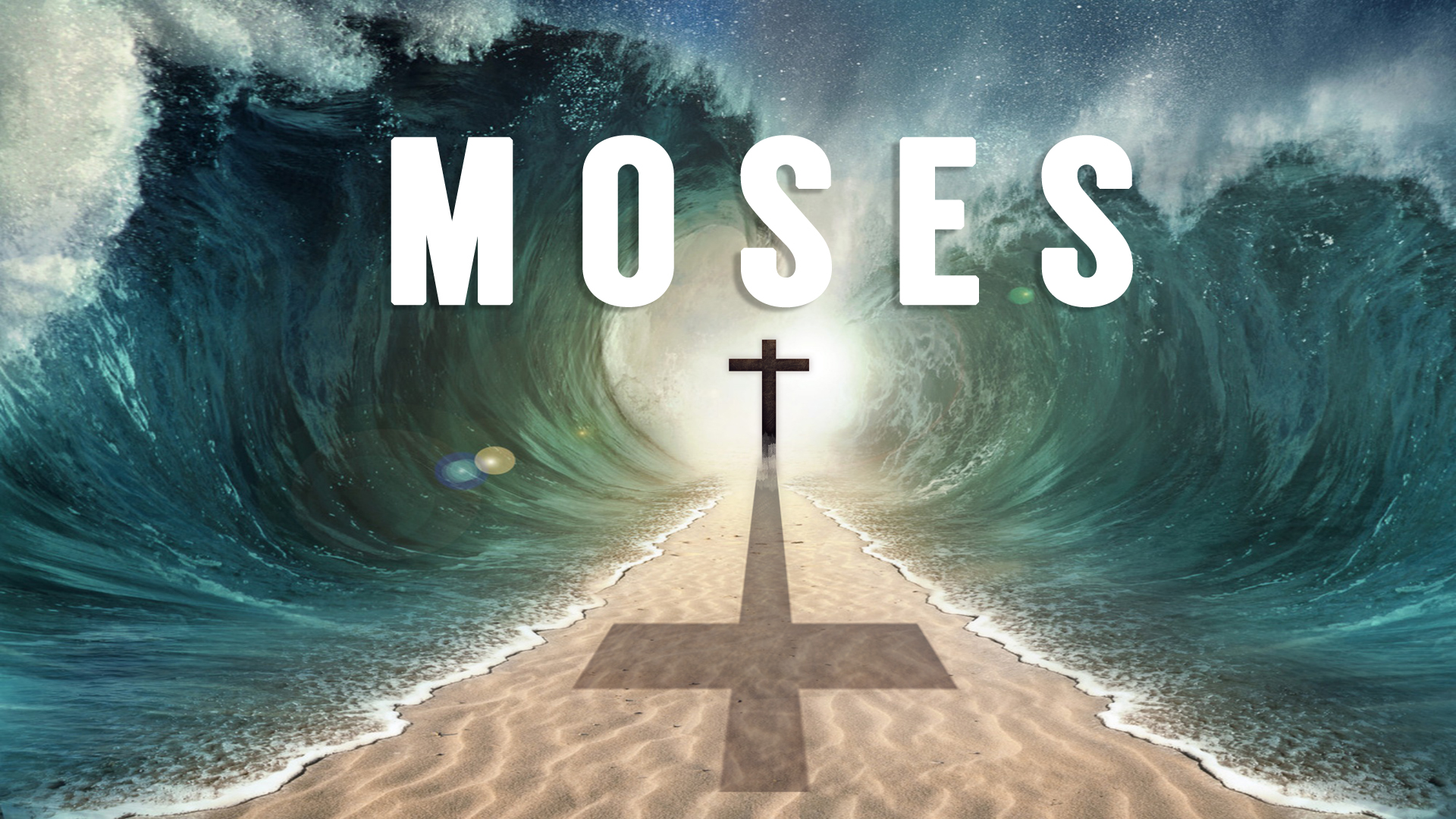 Moses and Cross