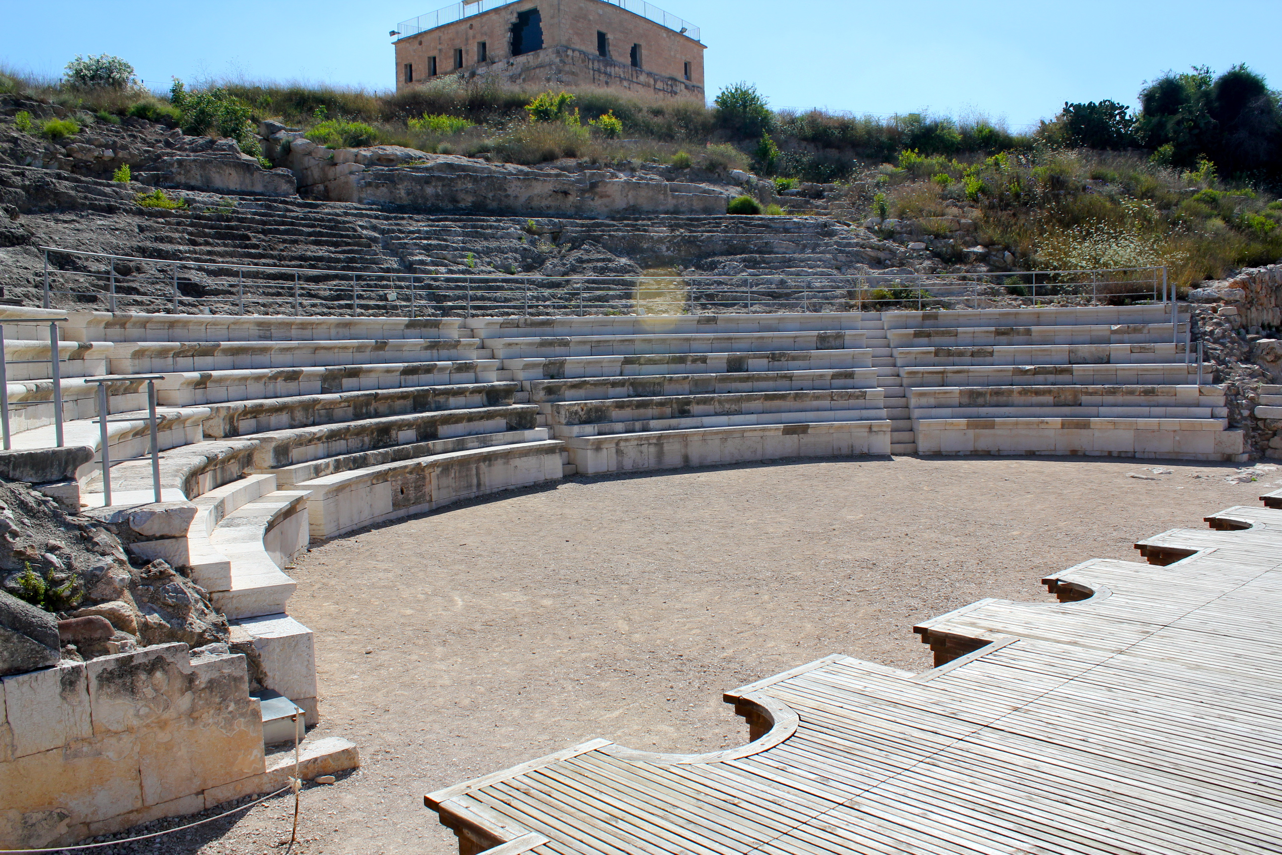Sepphoris Theatre