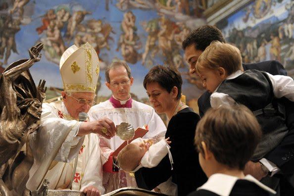Image result for catholic baptism